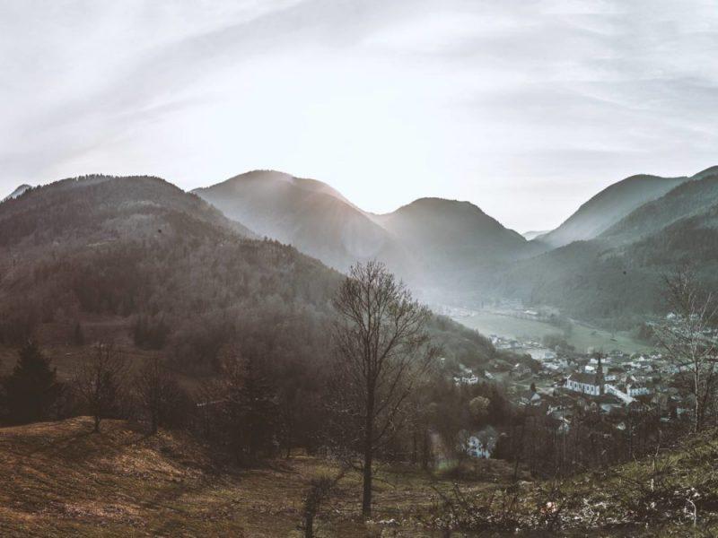 Une Vallée - Valdimir Lutz - Médiatèque l'étoffe des Mots à Fellering