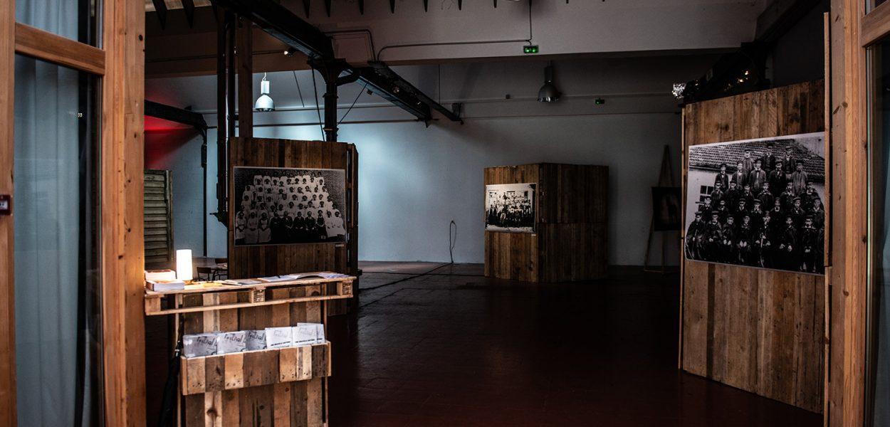 Entrée Exposition Une nouvelle Histoire - Festival Les Multi prises 2019 - Photo V. Lutz_