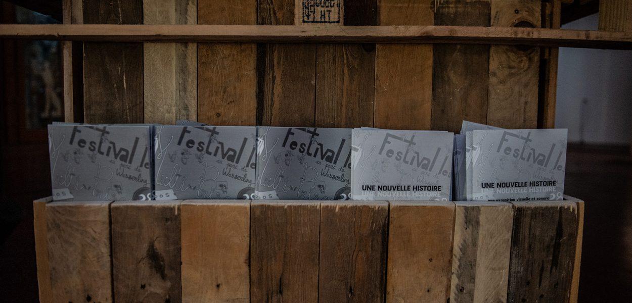 Exposition Une nouvelle Histoire - Festival Les Multi prises 2019 - Photo Vladimir Lutz_