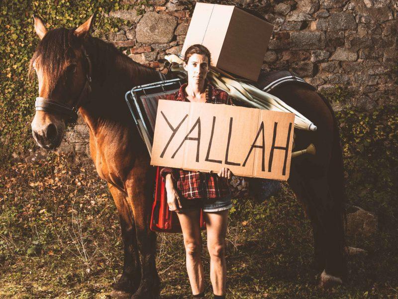 Yallah - Cie Equinote - 13.09 - école de Geishhouse - 14.09 - école du RPI Mollau-Storkensohn-Urbès